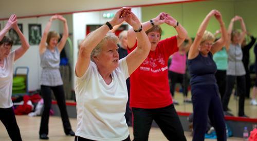 SeniorAerobics