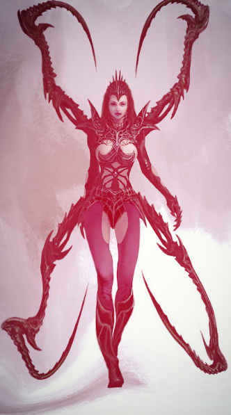 womanspider